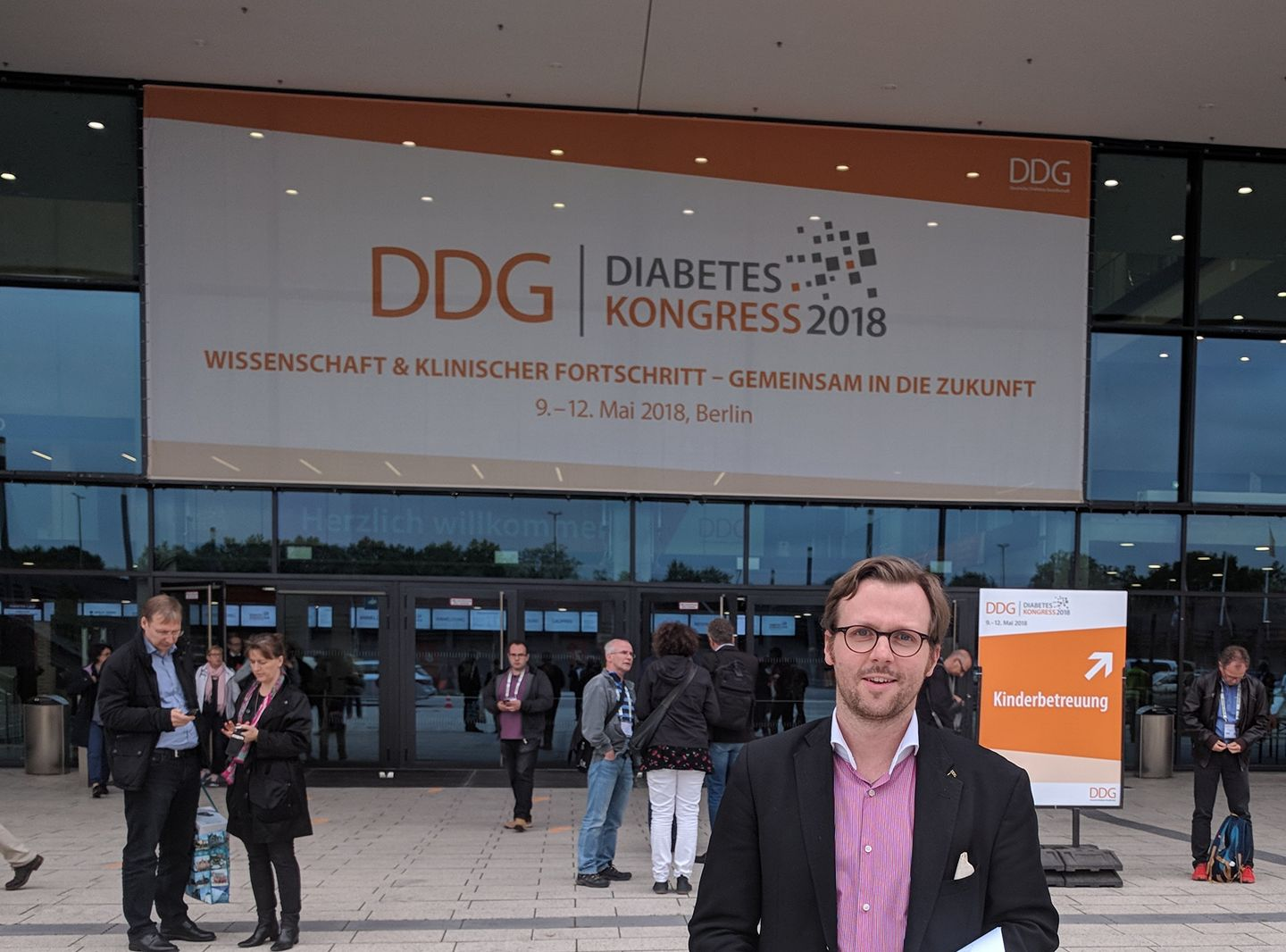 2018 Diabetes Kongreß Berlin